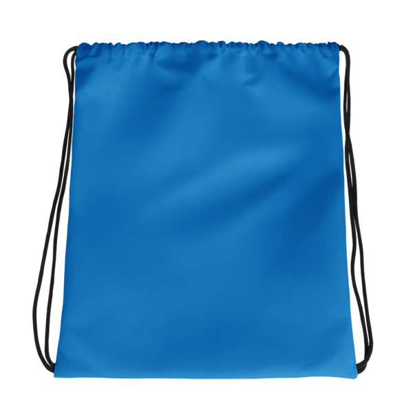 9729a59412f1 Space Nation blue Drawstring bag
